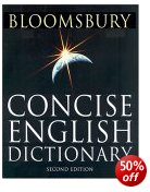 Bloomsbury Concise Dictionary