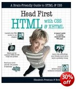 html with css and xhtml