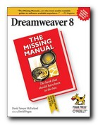 Dreamweaver 8 The Missing Manual