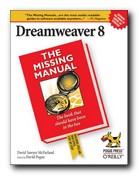 Dreamweaver 8 The Missing Manual