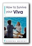 How to Survive your Viva