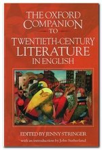 Oxford Companion to Twentieth Century Literature - Click for details at Amazon