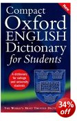 Compact Dictionary for Students