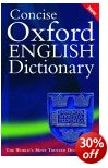How to choose a dictionary - Concise Oxford Dictionary