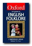 Dictionary of English Folklore