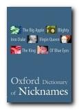 Dictionary of Nicknames