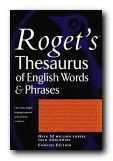 Specialist Dictionaries - Roget's Thesaurus