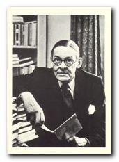 T.S.Eliot biography