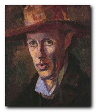 The Bloomsbury Group portraits - Adrian Stephen
