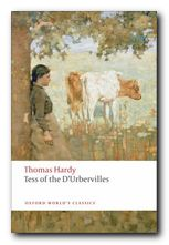 Thomas Hardy greatest works Tess of the d'Urbervilles