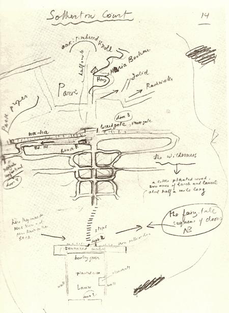 Mansfield Park diagram