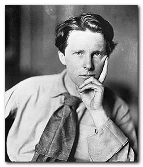Rupert brooke biography
