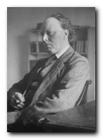 Clive Bell portrait
