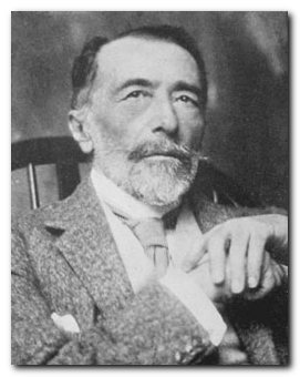 Joseph Conrad - author of Almayer's Folly