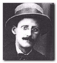 James Joyce criticism - small portrait