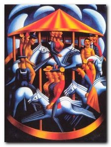 Mark Gertler - Merry-go-Round