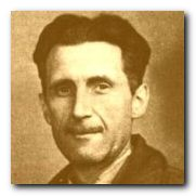 George Orwell - portrait
