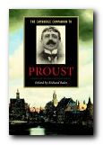 The Cambridge Companion to Proust
