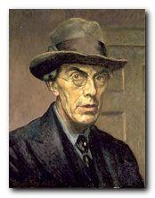Roger Fry - portrait