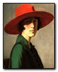 Vita Sackville-West - portrait