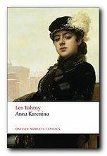 Russian novels - Anna Karenina