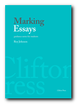 Marking Essays