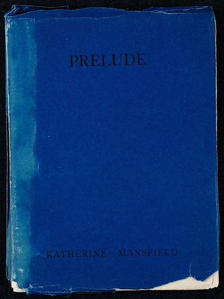 Katherine Mansfield - Prelude - first edition