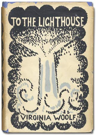 To the Lighthouse cover - first edition