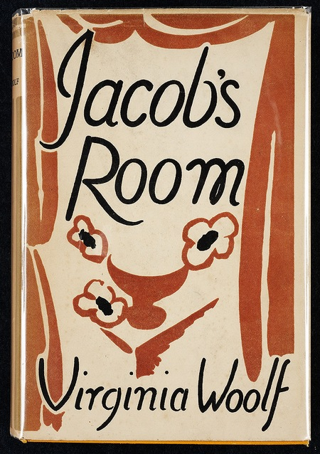 Jacob's Room cover - first edition