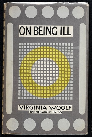 On Being Ill cover - first edition