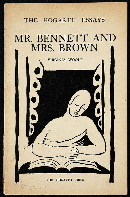 Mr Bennett and Mrs Brown - first edition