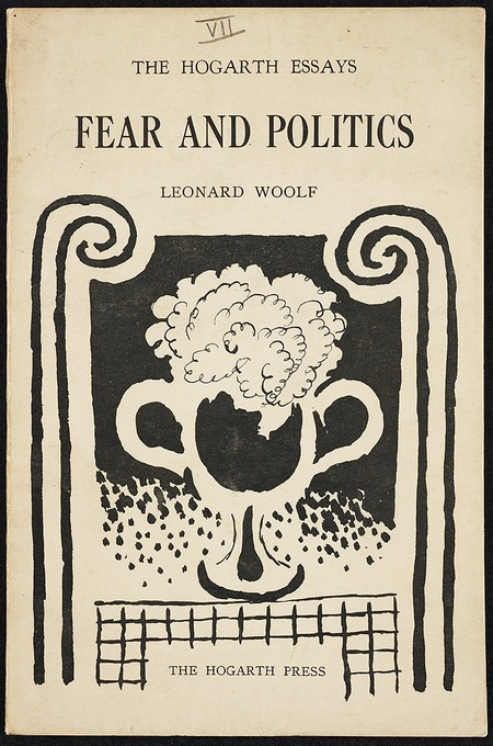 Fear and Politics - first edition