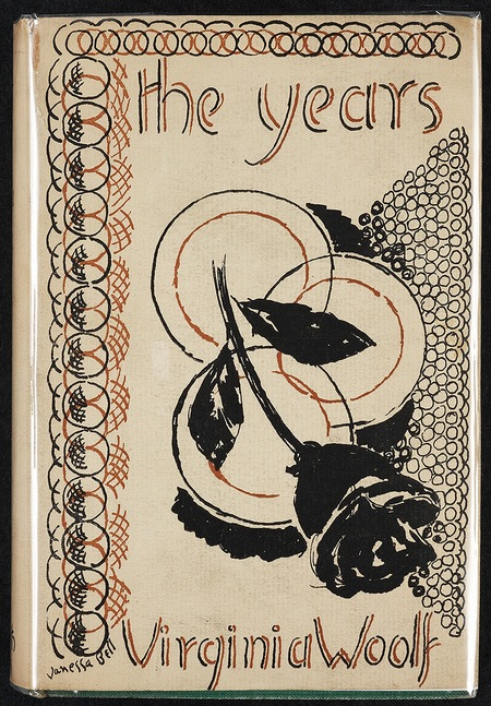 The Years cover - first edition