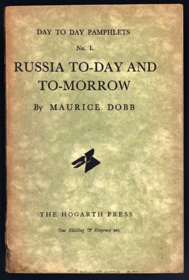 Russia Today and Tomorrow - first edition