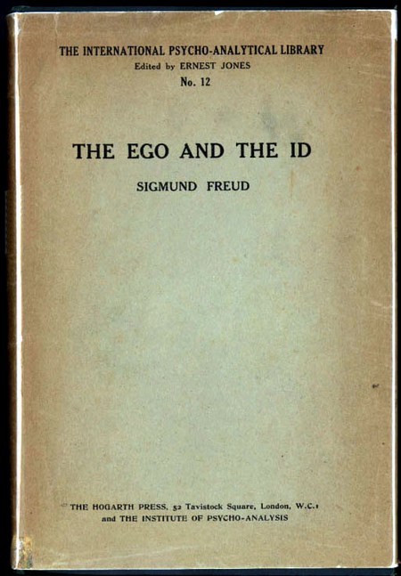 The Ego and the Id - first edition