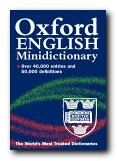 How to choose a dictionary - Oxford Minidictionary