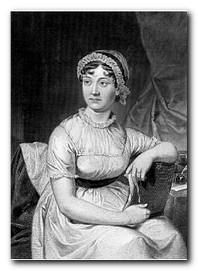 Jane Austen - portrait