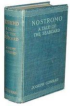 Nostromo - first edition