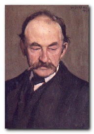 Thomas Hardy - portrait