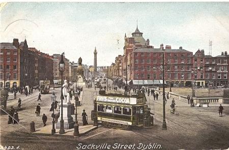 Sackville Street Dublin
