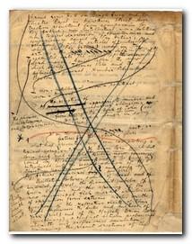 Ulysses - manuscript