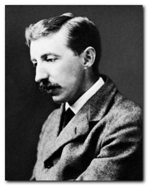 E.M.Forster - portrait