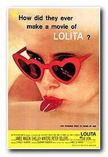 Lolita - poster