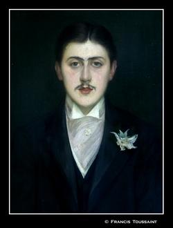 Marcel Proust - portrait