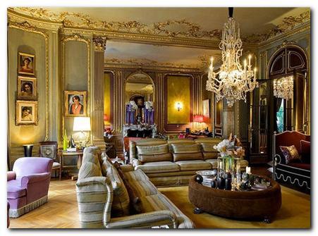 Belle Epoque - Paris interior