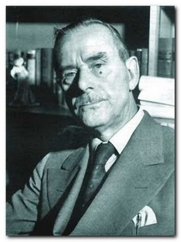 Thomas Mann - portrait