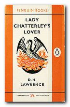 Lady Chatterley's Lover - Penguin cover
