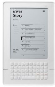 iRiver eBook reader