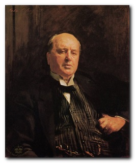 Henry James - portrait by J.S. Sargeant
