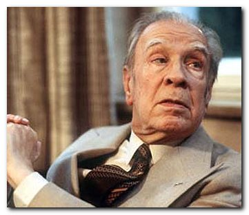 Jorge Luis Borges - portrait